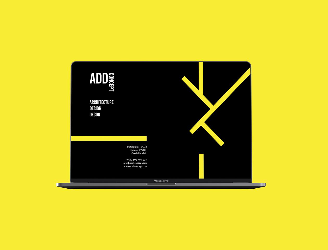 logo branding add concept 08