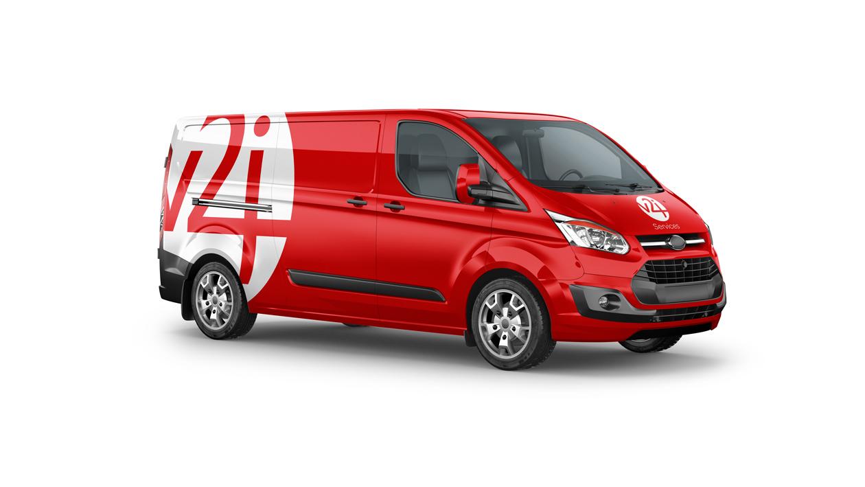 logo design v2j services 05