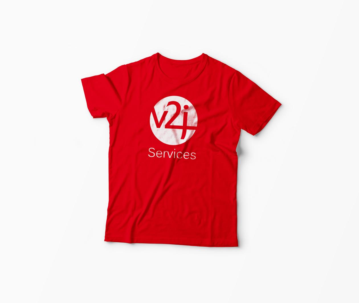 logo design v2j services 08