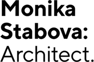 Logo Monika Stabova Architect