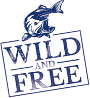 Logo Wild and free